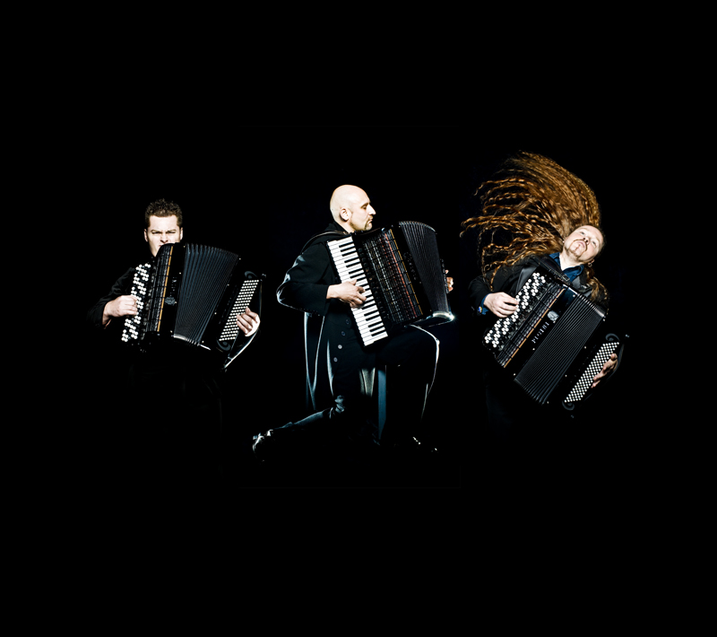 Krzysztof Herdzin & Motion Trio