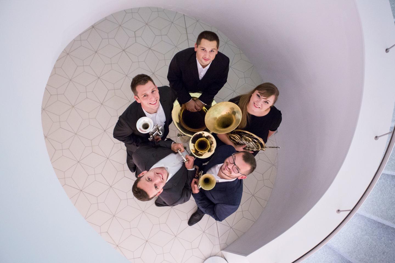 Filharmonicy kameralnie | Szczecin Brass Quintet