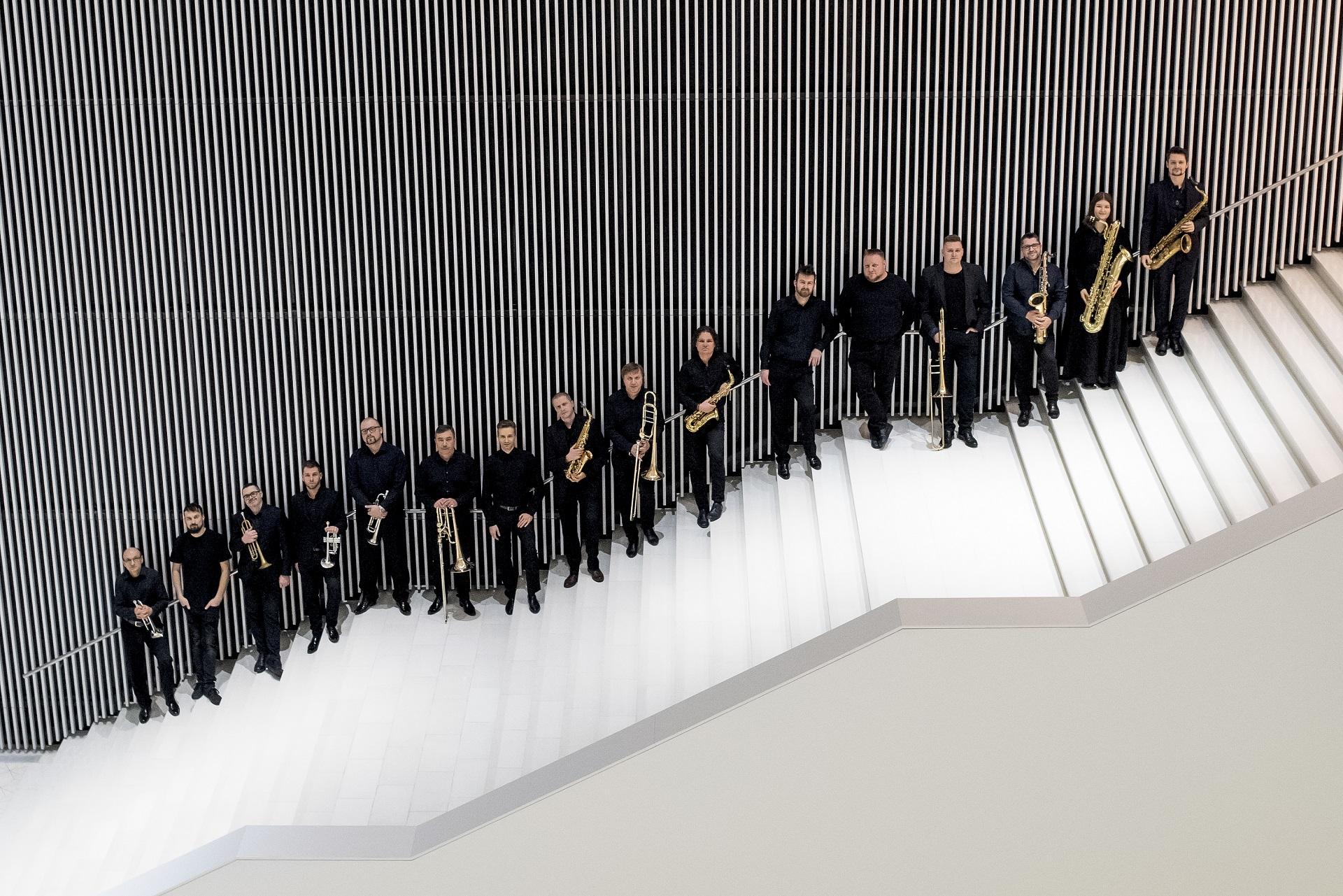 SOUNDLAB | Inspired By Bach: Kostrzewa & Szczecin Philharmonic Big Band