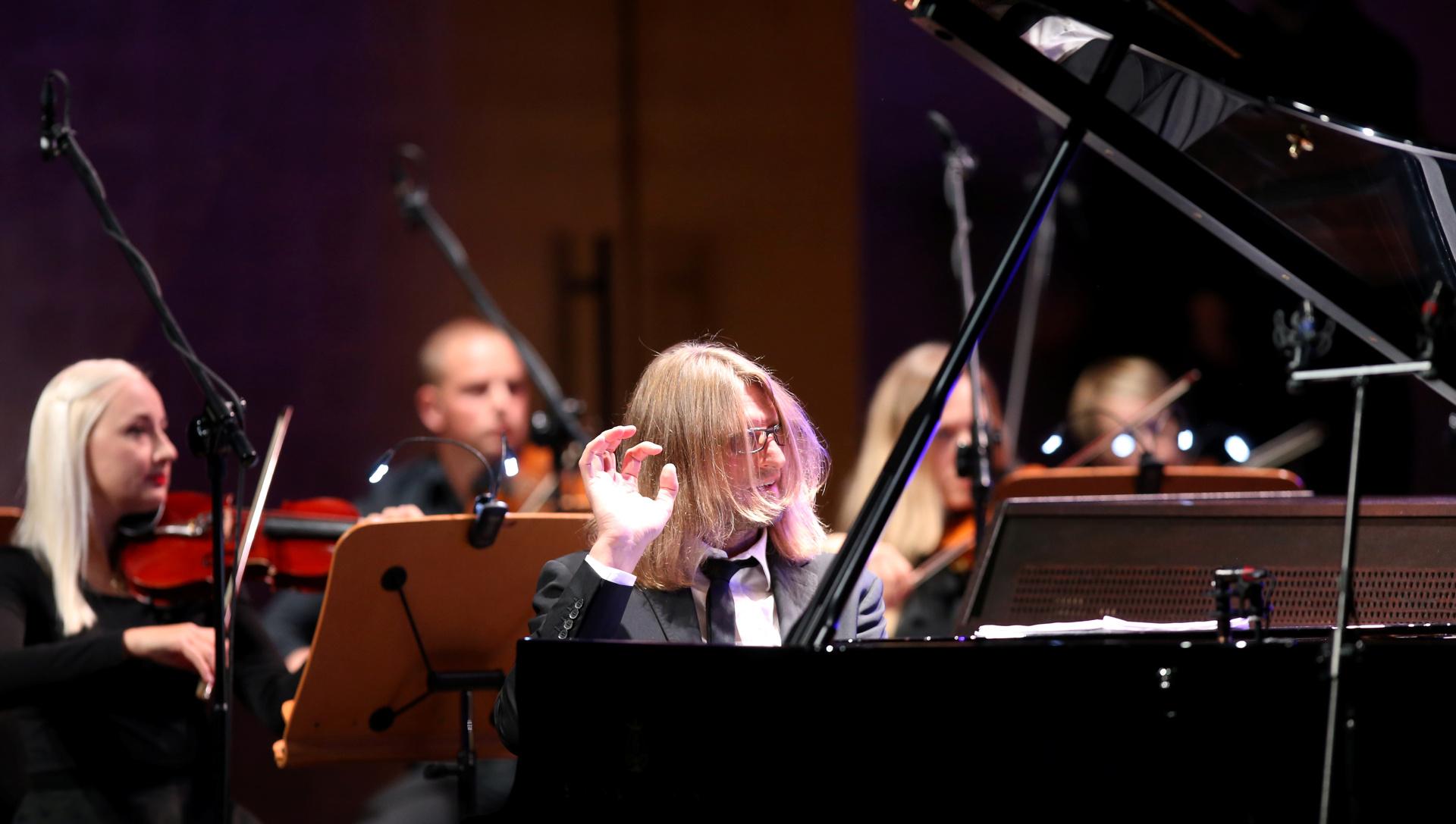ESPRESSIVO Leszek Możdżer solo: Jazz Meets Classic