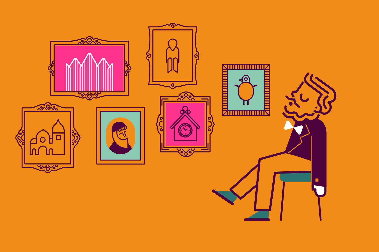KLAWISZ – strażnik obrazków z wystawy - Koncert rodzinny