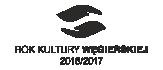 Logo Rok Kultury Węgierskiej 2016