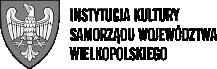 Logo Instytucja Kultury Samorządu Woj. Wielkopolskiego