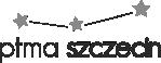 Logo PTMA Szczecin - Polskie Towarzystwo Miłośników Astronomii