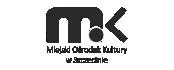 Logo MOK Szczecin - Miejski Ośrodek Kultury