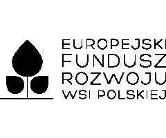 Logo Europejski fundusz rozwoju wsi