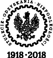 Logo Stulecie Odzyskania Niepodległości RP