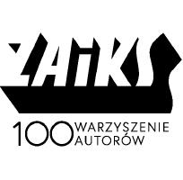 Logo ZAIKS 100