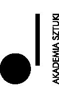 Logo Akademia Sztuki w Szczecinie