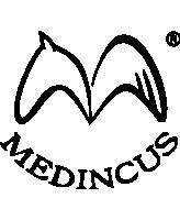 Logo Zachodniopomorskie Centrum Słuchu i Mowy MEDINCUS