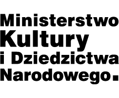 Logo MKiDN - Ministerstwo Kultury i Dziedzictwa Narodowego