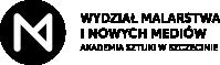 Logo Wydział Malarstwa i Nowych Mediów