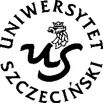 Logo US - Uniwersytet Szczeciński