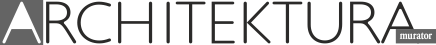 Logo Architektura Murator